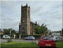 SJ8748 : Christ Church, Cobridge by Jonathan Hutchins