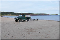 SS0197 : Freshwater East Bay by Alan Hunt