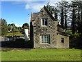H4771 : Former gate house, Tyrone & Fermanagh Hospital by Kenneth  Allen