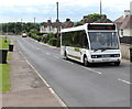ST5494 : Chepstow bus in Tutshill by Jaggery