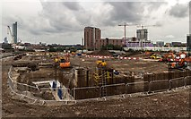 SJ8298 : Middlewood Locks by Peter McDermott