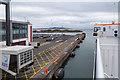 O2034 : Leaving Terminal 1, Dublin Port by David P Howard