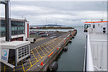 O2034 : Leaving Terminal 1, Dublin Port by David P Howard