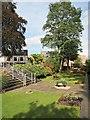 SK5616 : War Memorial Gardens, Quorn, Leics. by David Hallam-Jones
