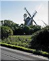 TL5055 : Fulbourn Windmill restored by John Sutton