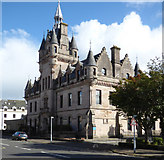 NS2776 : Greenock Sheriff Court by Thomas Nugent