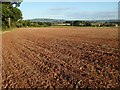 SO8641 : Ploughed field near Levant Lodge by Philip Halling