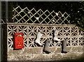 ST6263 : Welly wall by Neil Owen
