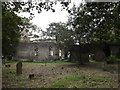 TM1685 : Remains of St.Mary's Church by Geographer