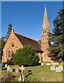 TL2114 : Church of St Peter, Ayot St Peter by Julian Osley