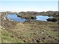 NG0687 : Loch Aoghnais Mhic Fhionnlaidh by M J Richardson