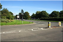 SK8354 : Junction of Newark Road and Beckingham Road by Roger Templeman