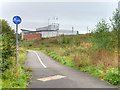 SD7911 : Footpath and Cycleway near the Police Station by David Dixon