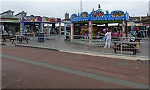 SJ9399 : Fun on the market by Gerald England