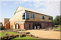 SJ5483 : The Museum and Visitor Centre at Norton Priory by Jeff Buck