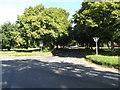 TM0691 : Church Lane, Old Buckenham by Adrian Cable