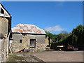 SX8287 : Burnwell farmyard by Stephen Craven