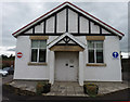 ST6965 : Village Hall, Corston by Rick Crowley