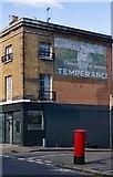 TQ1875 : Ghost sign, Alton Road, East Sheen by Julian Osley