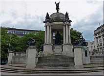 SJ3490 : Victoria Monument in Liverpool by Mat Fascione
