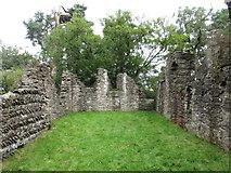SO6658 : Edvin Loach, old church by Jonathan Thacker