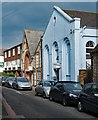 TQ2105 : Shoreham-by-Sea Snooker Club, West Street by Julian Osley