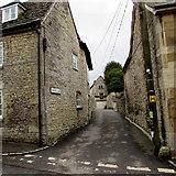 SO8700 : Chapel Lane, Minchinhampton by Jaggery