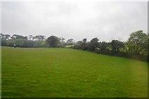SW7943 : Cornish farmland by N Chadwick
