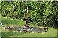 TQ6039 : Fountain, Dunorlan Park by N Chadwick
