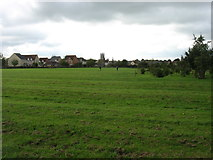 SU1093 : Cricklade from the east by David Purchase