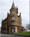 NS4863 : Former Gordon Street fire station by Thomas Nugent