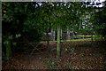 SP9001 : Great Missenden church footpath gate by Robert Eva