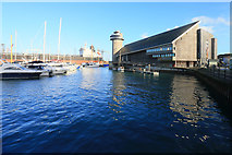 SW8132 : National Maritime Museum, Falmouth by Mike Dodman