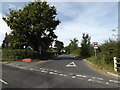 TM1088 : Cherry Tree Road, Goose Green by Adrian Cable