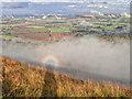 NZ5812 : Brocken spectre by Mick Garratt