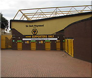 SO9199 : Home Supporters Only,  Molineux Stadium,Wolverhampton by Jaggery