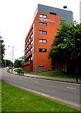 SO9199 : University of Wolverhampton multistorey building by Jaggery