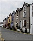SH7400 : Poplar Road houses, Machynlleth by Jaggery