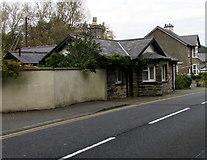 SH7400 : Lledfair Tollhouse, Machynlleth by Jaggery