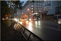 TQ2780 : London : Westminster - Park Lane A4202 by Lewis Clarke