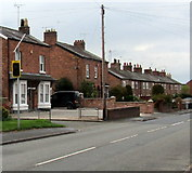 SJ6652 : Your Speed indicator, London Road, Nantwich by Jaggery
