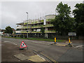 TL4755 : New flats on Mowbray Road by Hugh Venables