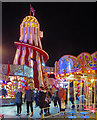 TA0729 : Helter Skelter, Hull Fair by Paul Harrop