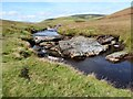 SN9071 : The River Elan  from the picnic spot  at  Pont Ar Elan by Derek Voller