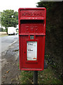 TM1588 : Black Mill Lane Postbox by Adrian Cable