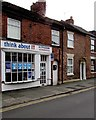 SJ6552 : Vacant Hospital Street shop to let in Nantwich by Jaggery