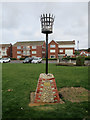TG1543 : New beacon, Sheringham by Hugh Venables