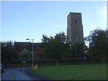 TM5286 : St Edmund's Church, Kessingland by JThomas
