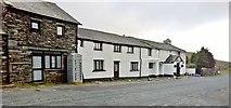 NY4008 : Kirkstone Pass Inn, shades of grey by Chris Morgan