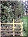 SP7332 : Paths around Thornborough by Dave Thompson